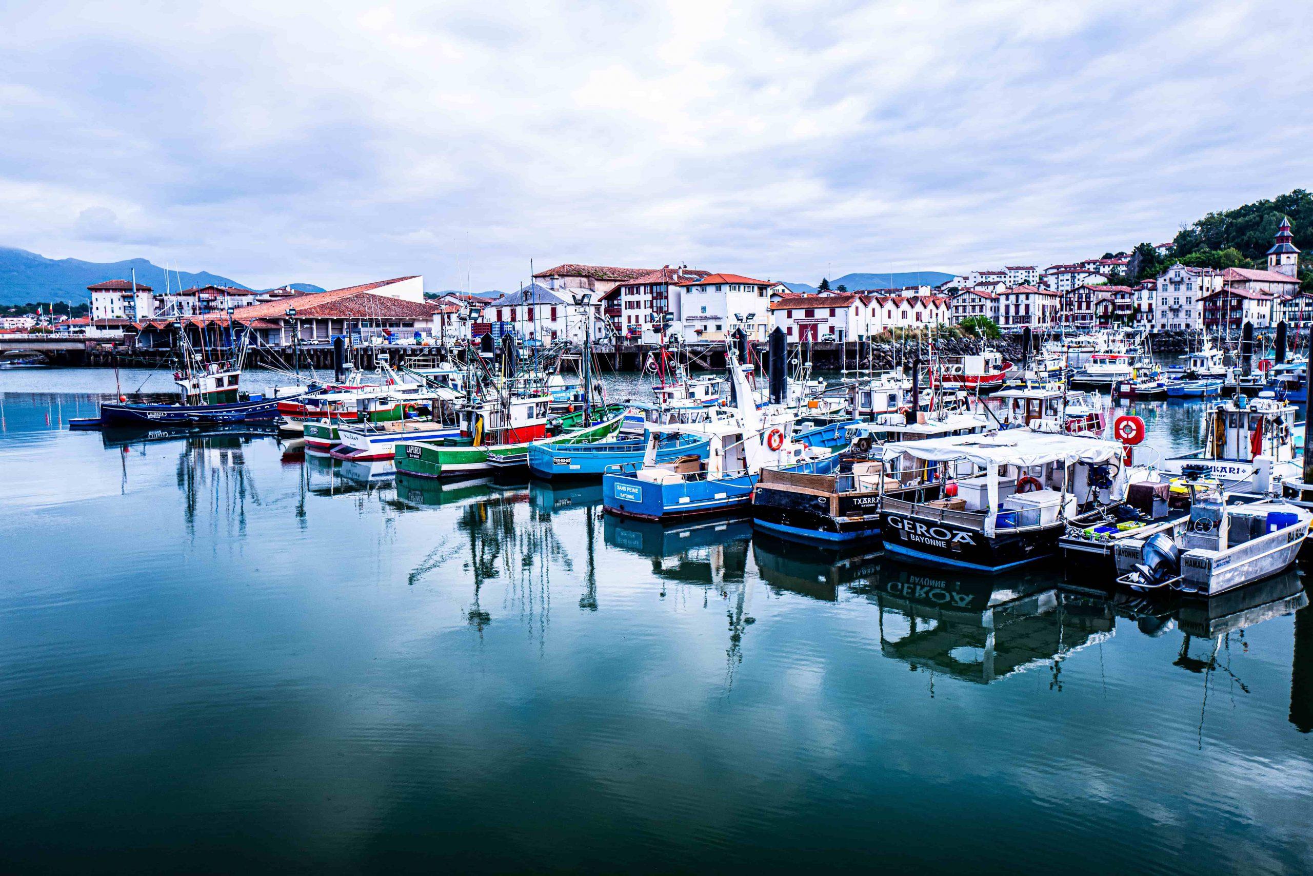 hotel ascain en pays basque